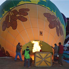 Winthrop Balloon Roundup 2015