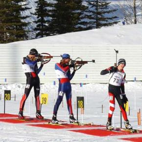 Methow Valley biathletes fare well against tough field at Canmore competition