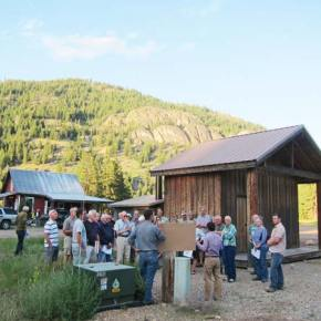 Mazama Corral project may still get state grant this year