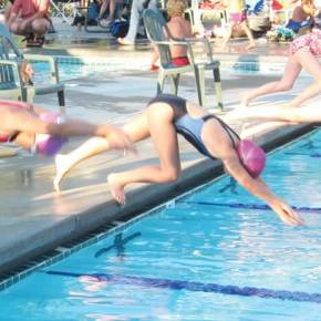 Killer Whales power past Brewster in home meet