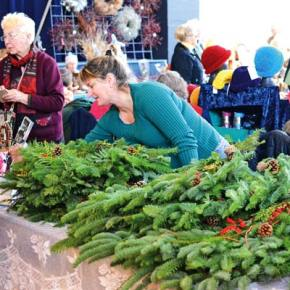MV Community Center's annual Christmas Bazaar debuts this weekend