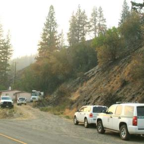 DNR: Twisp River Fire caused by tree contact with powerline