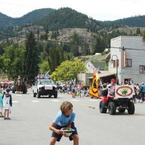 Photo property of the Methow Valley News