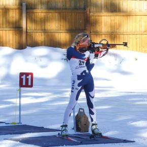 MV biathlon team launches season at B.C. race