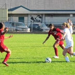 Quick-starting Lady Lions launch new soccer season with shutout over Brewster