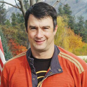 Aaron Studen selected to fill Twisp Council vacancy