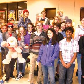 LBHS Knowledge Bowl team wins meet, moves to post-season