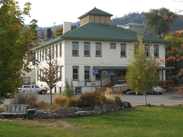Photo courtesy of Methow Valley Community Center The Methow Valley Community Center is beginning its 2016 membership drive.
