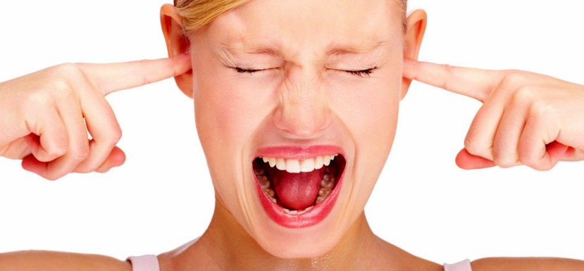 Tinnitus (the is are short, and it's tin as in tin can) is a ringing in the ears 2