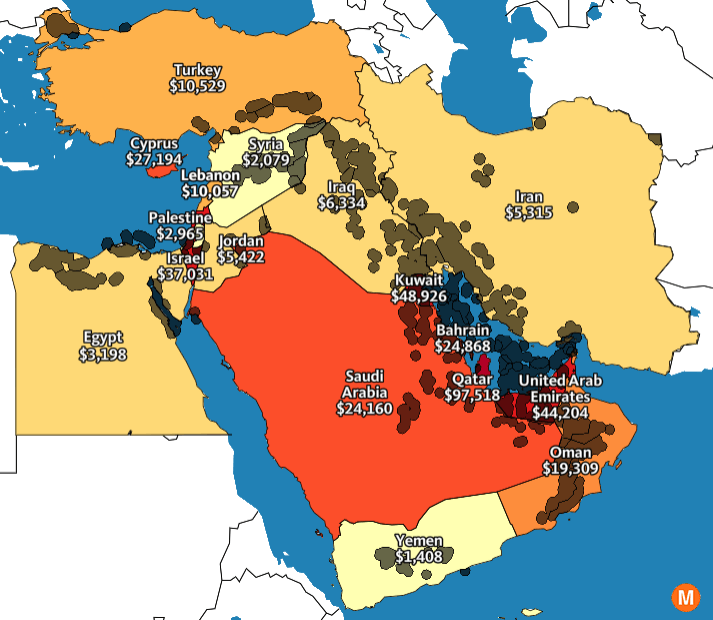 Support for ISIS in the Muslim World Perceptions vs Reality