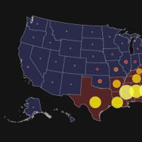 Visualizing the Great Migration -- The Most Under-Reported Story of the 20th Century