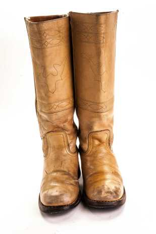 Men's 1970's Style FRYE Boots Size 9
