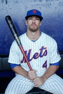 Collin Cowgill NY Mets