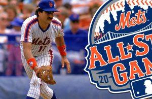 Keith Hernandez Mets