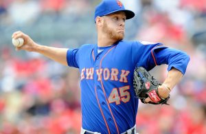 Zack Wheeler Checks in from Florida
