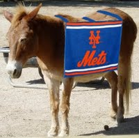 I am part of Mets history.