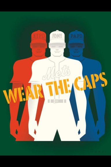 wear the caps