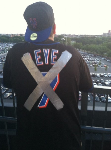 formerly mets jose reyes jersey
