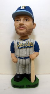 MetsPolice Howard Johnson Cyclones Bobblehead