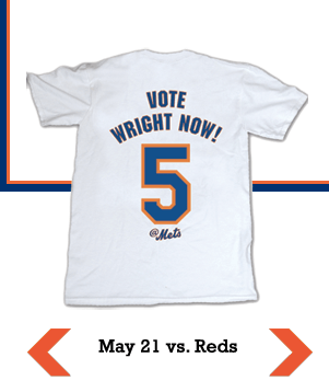 mets t-shirt may 21