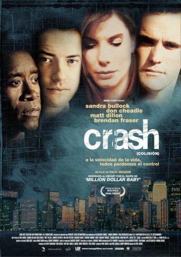 Poster do filme Crash - No Limite