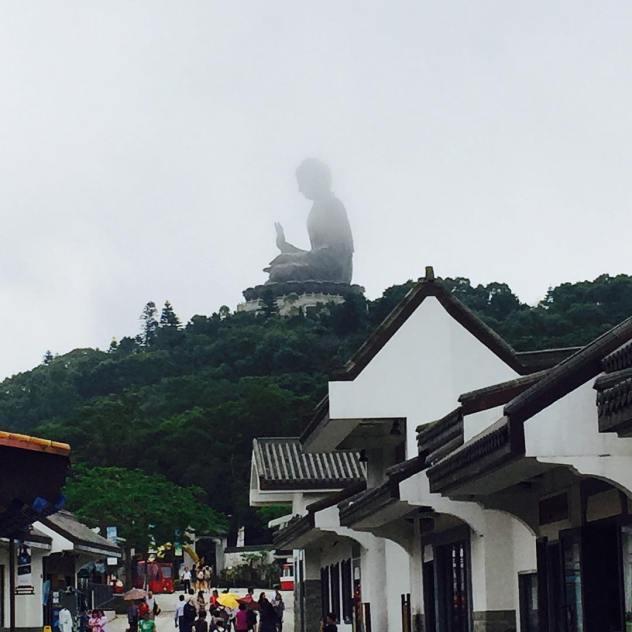 Hello Mr Buddha! bigbuddha hellomsnewbooty tiantanbuddha lantauisland hongkong hk