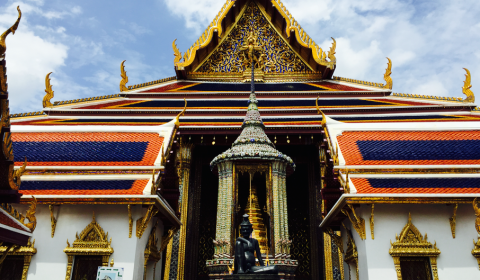 How to visit Thailand in one week