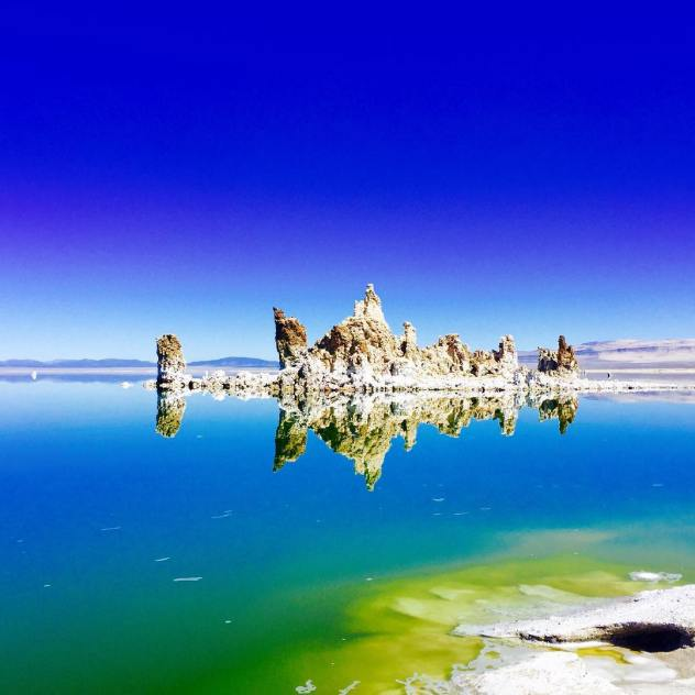 Haters will say its photoshop monolake California