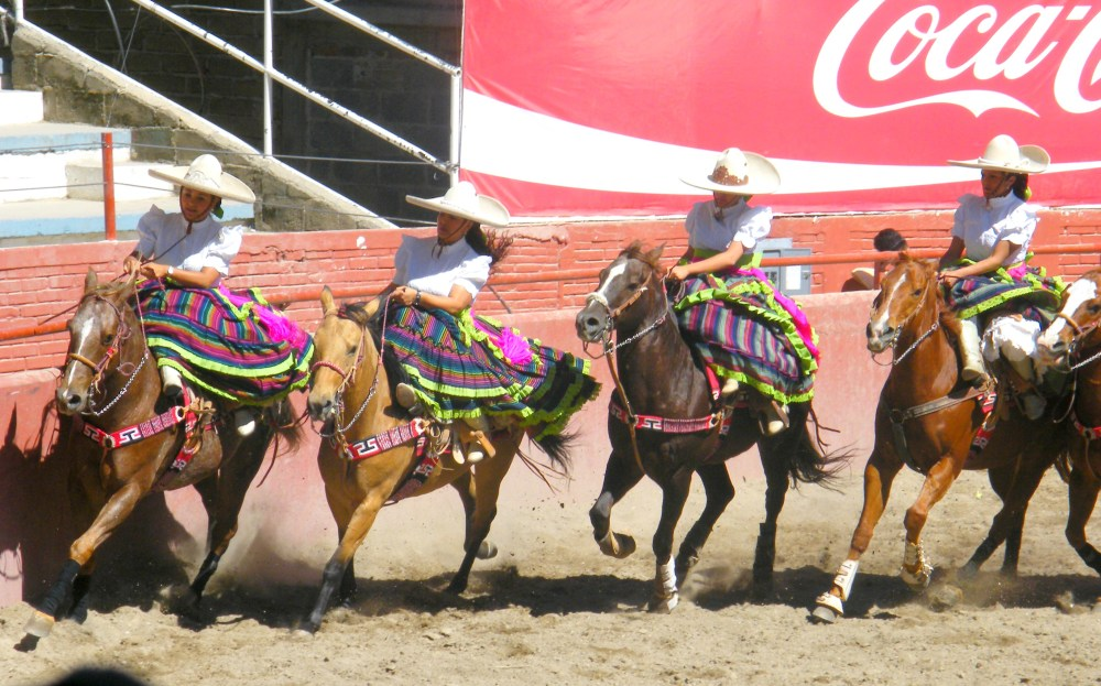 Charros... Mexican Cowboys (2/4)