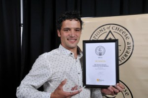 2011 cheese maker of the year, Miel Meyer