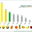 Vitamin C tan trong nước, bị đào thải qua nước tiểu, nên cơ thể cần bổ sung liên tục.