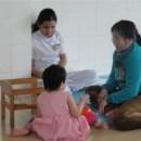 Tư vấn cho phụ huynh việc điều trị và chăm sóc trẻ tự kỉ tại bệnh viện Nhi Đồng 1 TP.HCM