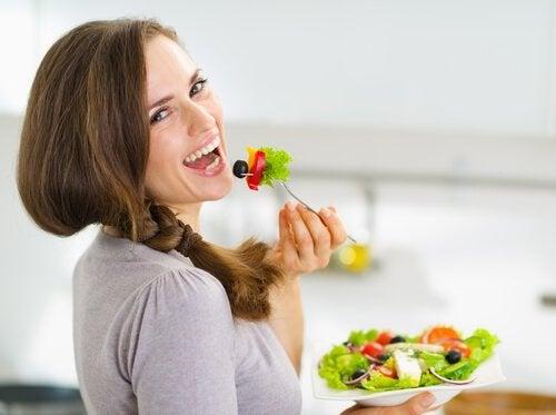 Κατακράτηση υγρών, υγιεινές συνήθειες