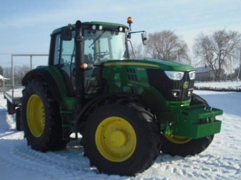Traktor des Typs John Deere 6150M ekkor: Kecskemét