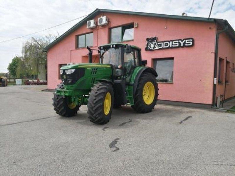 Traktor des Typs John Deere 6155M ekkor: Kecskemét