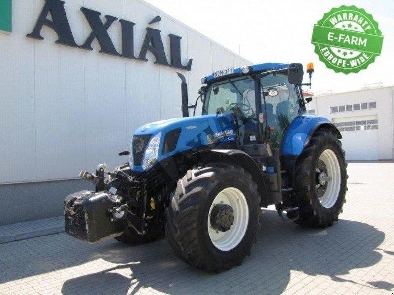 Traktor des Typs New Holland T7.270 ekkor: Baja