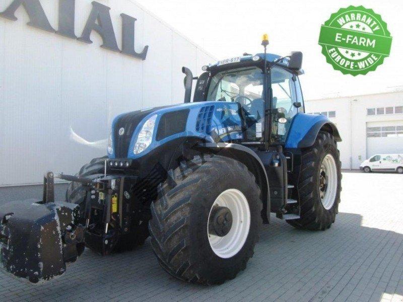 Traktor des Typs New Holland T8.390 ekkor: Baja