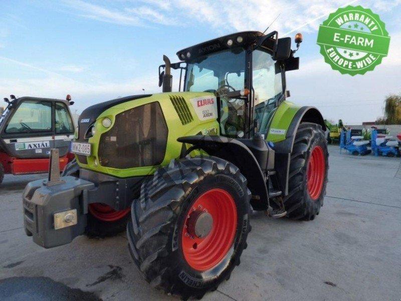 Traktor des Typs CLAAS Axion 830 ekkor: Baja