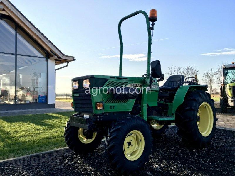 Traktor des Typs Ferrari 40-3W DT ekkor: Tiszaug