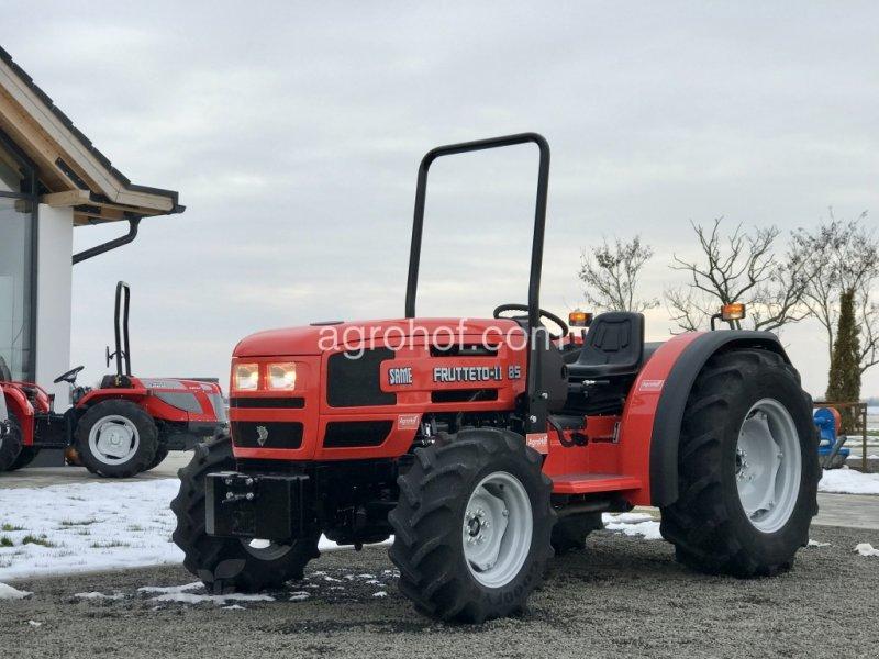 Traktor des Typs Same Frutteto II 85 ekkor: Tiszaug