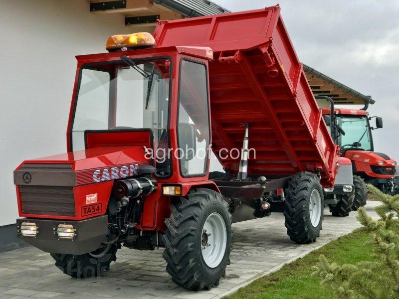 Traktor des Typs caron TA 54 ekkor: Tiszaug