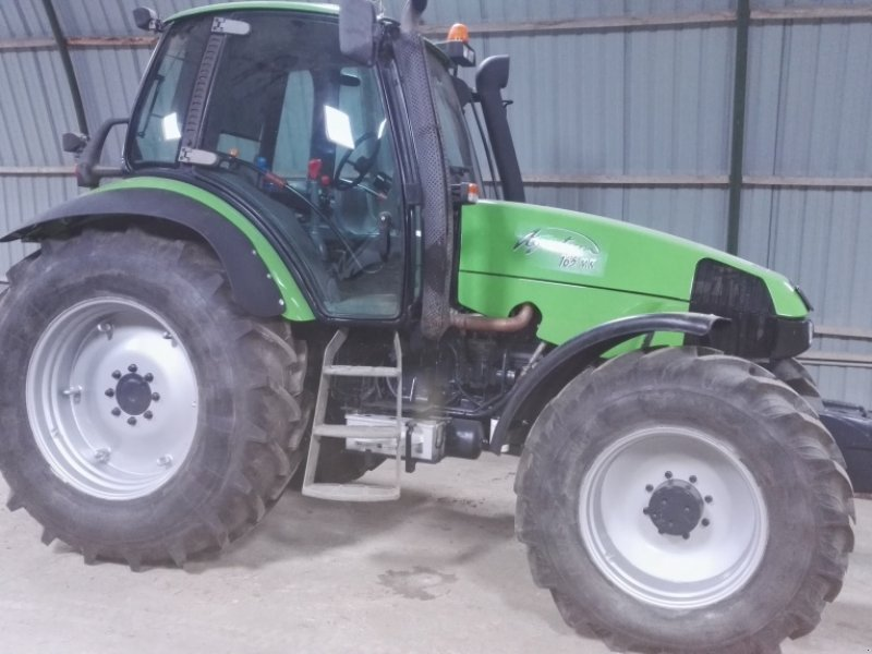 Traktor des Typs Deutz-Fahr Agrotron 165 MK 3 ekkor: Nagyhegyes