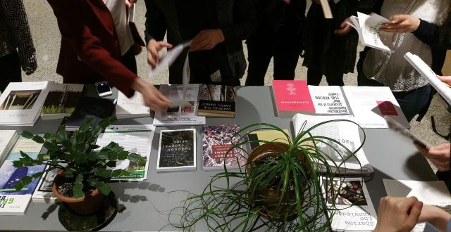 The Translocal Institute, Vegetal Mediations Book Salon, 2017