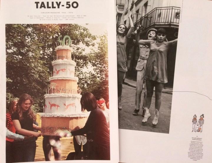 tally-ho magazine 50 jaar