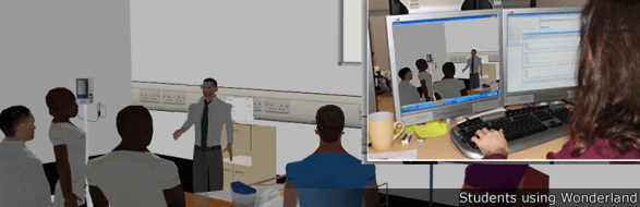 Virtual hospital at Birmingham City University