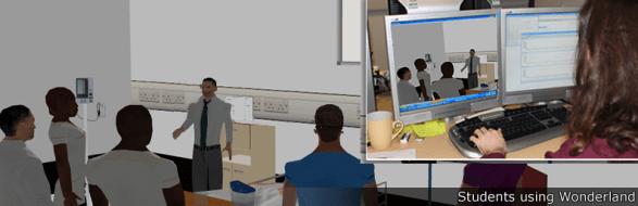 Virtual hospital at Birmingham City University