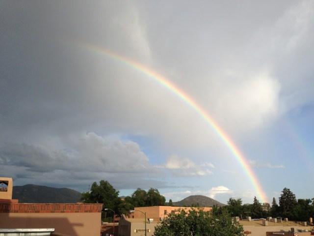 Santa Fe Rainbow