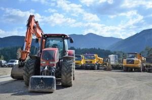 véhicules agricoles TP mécznique lourde