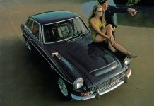 MGB GT V8 James Bond?