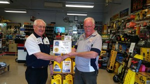 Maitland Auto Parts - Peter Robinson (Left) and Michael Snow